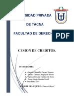 Cesion de creditos (2)