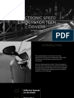 electronic speed limiters for teen drivers