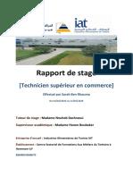 Rapport de stage commercial IAT