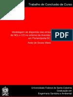 Modelagem de dispersão das emissões veiculares.pdf