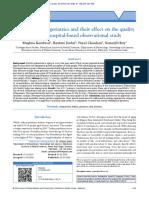 4. Penyakit kulit di geriatri dan pengaruhnya terhadap kualitas hidup Sebuah studi observasional berbasis rumah sakit