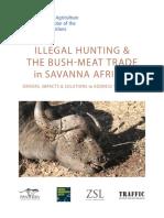 bushmeat trade
