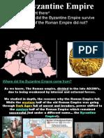 Byzantine Empire PPT Evans