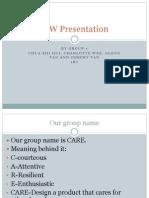 Final IPW Presentation slides
