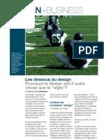 Design+Business