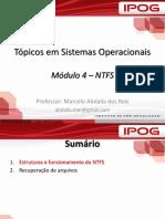 Modulo 4 - NTFS
