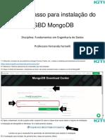 MongoDB-passo-a-passo