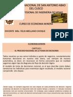Economia Minera 1ra Unidad