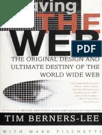 Tim Berners-Lee - Weaving the Web (HarperBusiness)