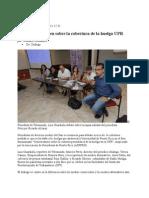 11-02-11 - Periodistas debaten sobre la cobertura de la huelga UPR
