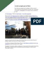 18-12-10  Porto Rico -  l'Université occupée par la Police