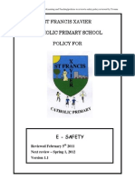 E-Safety Policy V1.1