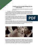 RESUMEN LEGISLACION LABORAL EN EL PERU- ANA ALFARO