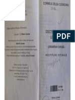 Corneliu Zelea-Codreanu - Doctrina Miscarii Legionare