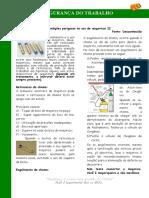 DDS - Condições perigosas no uso de maçaricos II - 03313 [ E 1 ]