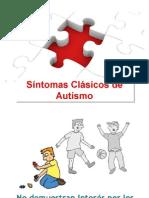 Síntomas del autismo