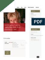 ArteTerapia y Trauma – Cathy Malchiodi, Ph.D. – Enrique Arellano Farias _ Instituto Cuatro Ciclos (1)