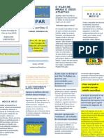 Folheto de apresentação doador PF