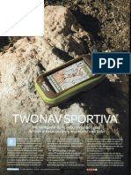 TwoNav Sportiva - Digital Camera Enero 2011