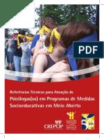 RT Medidas Socioeducativas em Meio Aberto