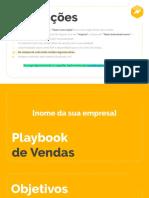 Material- Playbook de Vendas