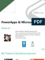 PASS_SQLSaturday_PowerApps_Flow