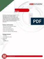 DS-3WF03C-D Outdoor Wireless Bridge Datasheet.pdf
