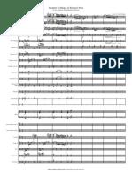 Andante & Allegro in Klezmer Style - Partitur Score