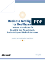 Whitepaper Business Intelligence in Health