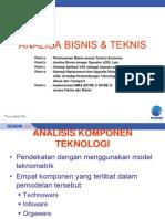 Analisa Bisnis Dan Teknis
