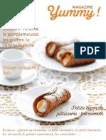 Yummy Magazine N°1