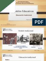 Modelos Educativos. Angelica Mendoza