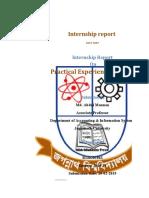 Internship report-Fuad