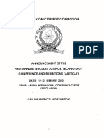 TANZANIA ATOMIC ENERGY COMMISSION
