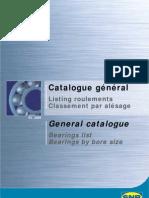 SNR-Opsti Katalog Po Precniku Lezaja