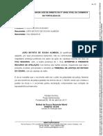 APELAÇÃO - CORREÇÃO MONETARIA - DPVAT - ITAU.pdf
