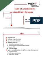 Chapitre3-Firewalls-IDS-IPS