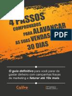 1 - E-book 4 Passos Comprovados para Alavancar as suas Vendas em-30 Dias