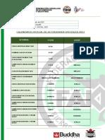 CALENDARIO OFICIAL FAKM 2021 from WEB OFICIAL 31.12.2020