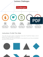 Challenges-Free-PowerPoint-Template