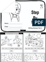 Year 3 Step by Step Writing Module Part 2
