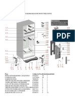 Electrolux DF80X Dutos Ar