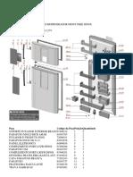 Electrolux DF80X Portas