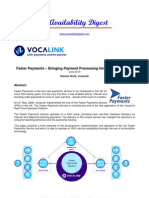 vocalink faster payment service architecture