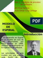 Modelo Espiral Exposicion