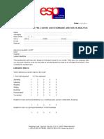 Esp-General English Needs Analysis Form.doc