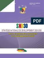 SND30_Stratégie Nationale de Deveppement 2020-2030 iu.docx