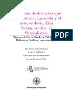 La unión de dos artes que hizo historia. La moda y el arte, es decir, Elsa Schiaparelli y el Surrealismo.pdf