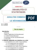 Chapitre 2 Analyse combinatoire (Le dénombrement)2020 (1)