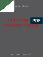 Alain Soral - Chroniques d'avant-guerre.pdf
